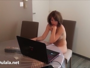 Voyeur big boobs