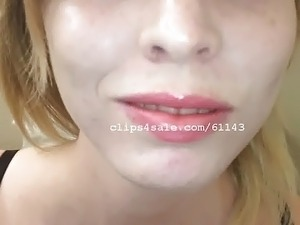 Mouth Fetish - Kristy's Mouth