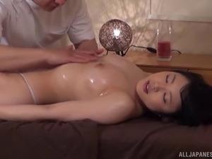 xxx massage japanese threesome