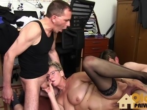 secretary mature movies