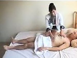 Prostate Massage Handjob Blowjob The Works