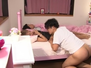 sleeping teens having sex