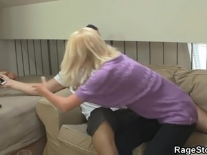 young girls crying while being fucked