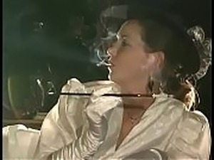 smoking blowjob video