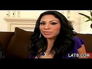 Hot latina shaking ass