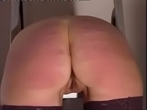 anal fingered blonde punishment