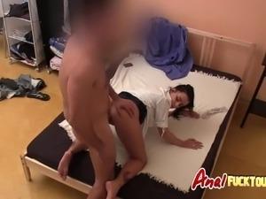 amateur girl wants anal