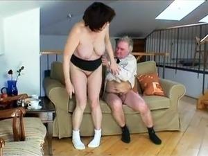 granny seduces boy porn video