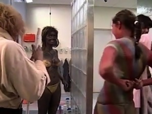 naked rebecca in big brother video
