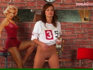 irina young models casting free video