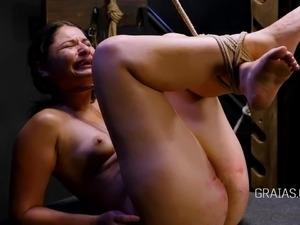 anal punishment lesbian