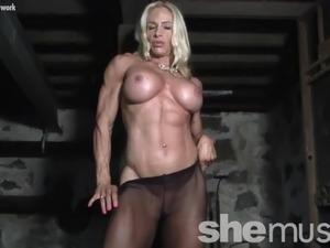 free pantyhose threesome movies