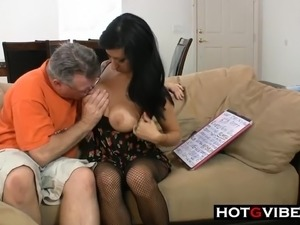 deepthroat oral sex