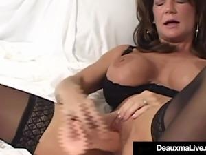 black on whiye cougar sex