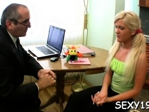 My first sex teacher black
