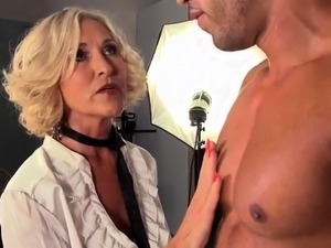 granny anal group video