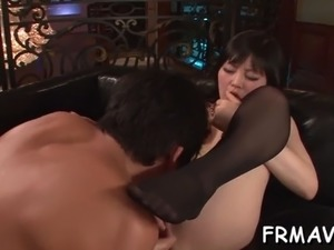 Double japanese cock sucking