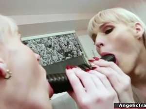 asian ladyboys anal cream pie tube