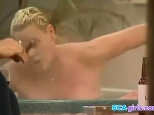 big brother topless videos