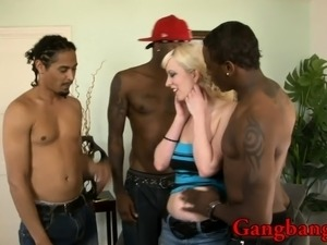 husband sharing wife with black guy