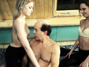 old man women porn videos
