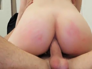 double dildo video anal