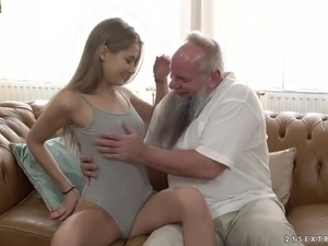 videos of old man sex